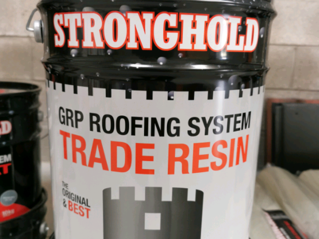 Stronghold Fibreglass Resin Amazing Value