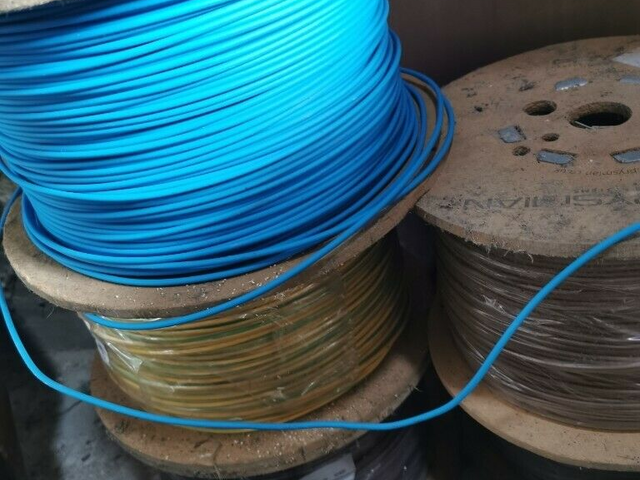 Various 500m drums cable for sale