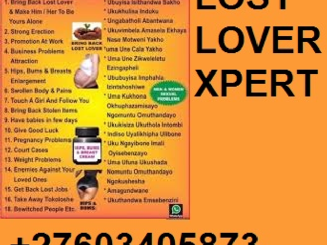 AFFORDABLE LOVE SPELL COME & FIND AN ANSWER +27603405873