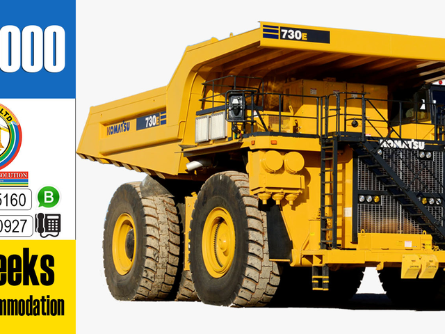 Dump Truck Operators Training in Rustenburg:0789395160