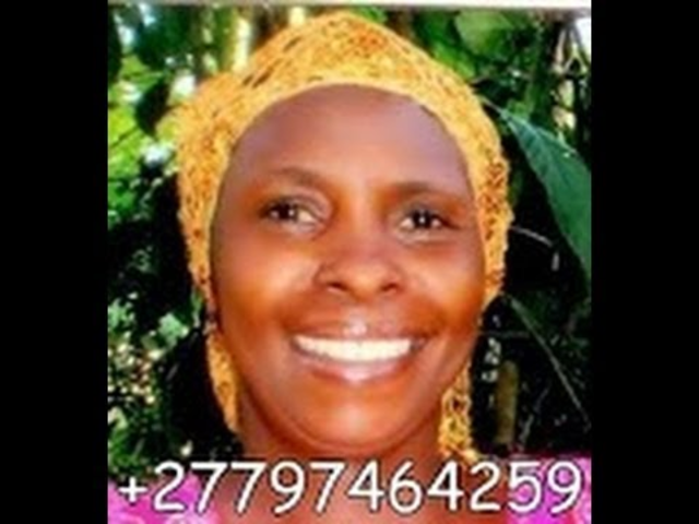 A Spell To Return Lost Lover Call Mama Shania+27797464259