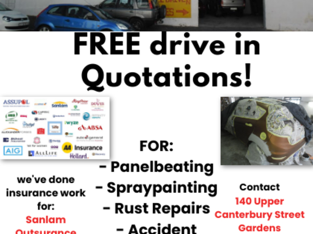Panelbeating Services You Can Trust