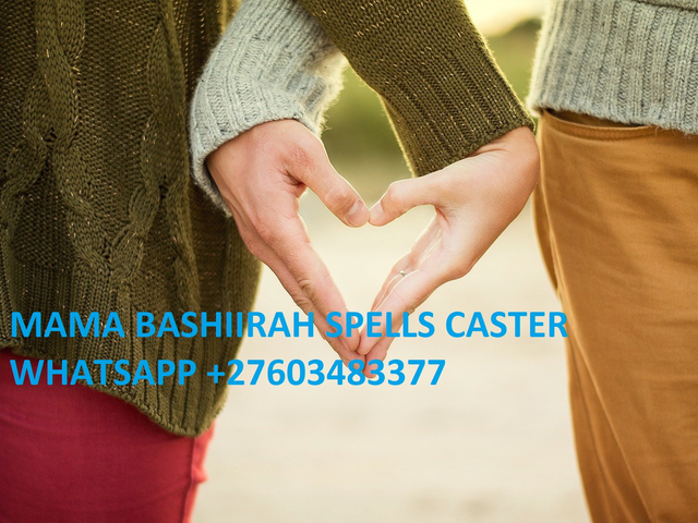 Powerful lost love spells caster +27603483377