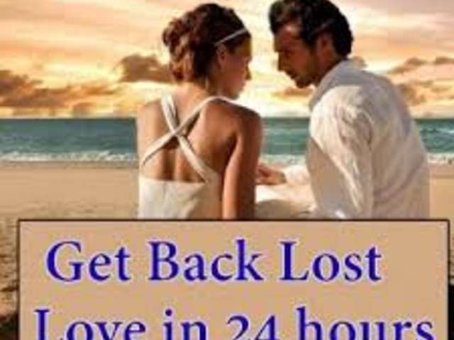 Bring back your lost lover in 24hrs +27603483377